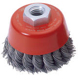 Draper 52631 CB61T 60mm x M14 Twist Knot Wire Cup Brush