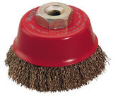 Draper 52634 CB60C 60mm x M10 Crimped Wire Cup Brush