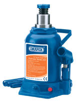 Draper 55124 BJ12HL 12 Tonne High Lift Hydraulic Bottle Jack