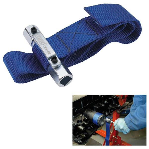 Draper 56137 OFW 300 300mm Capacity Oil Filter Strap Wrench Thumbnail 1