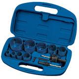 Draper 56385 HS/12 Draper Expert 12 Piece Holesaw Kit