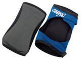 Draper 58096 KP4 Pair Of Rubber Knee Pads