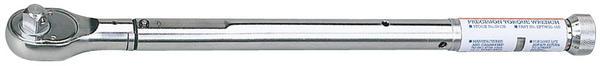 "Draper 58138 EPTW30-100 Expert 1/2"" Sq. Dr. Precision Torque Wrench Thumbnail 2"