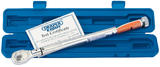 "Draper 58139 EPTW50-180 Expert 1/2"" Sq. Dr. Precision Torque Wrench"