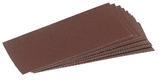 Draper 59467 APT21 232 x 92mm 120Grit Aluminium Oxide Sanding Sheets