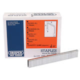 Draper 59836 AAS16 16mm Staples (5000)
