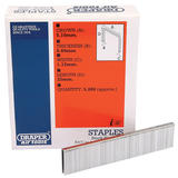 Draper 59839 AAS25 25mm Staples (5000)