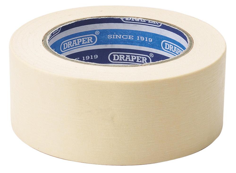 Draper 63479 TP-MASKPRO 50M x 48mm Masking Tape Roll