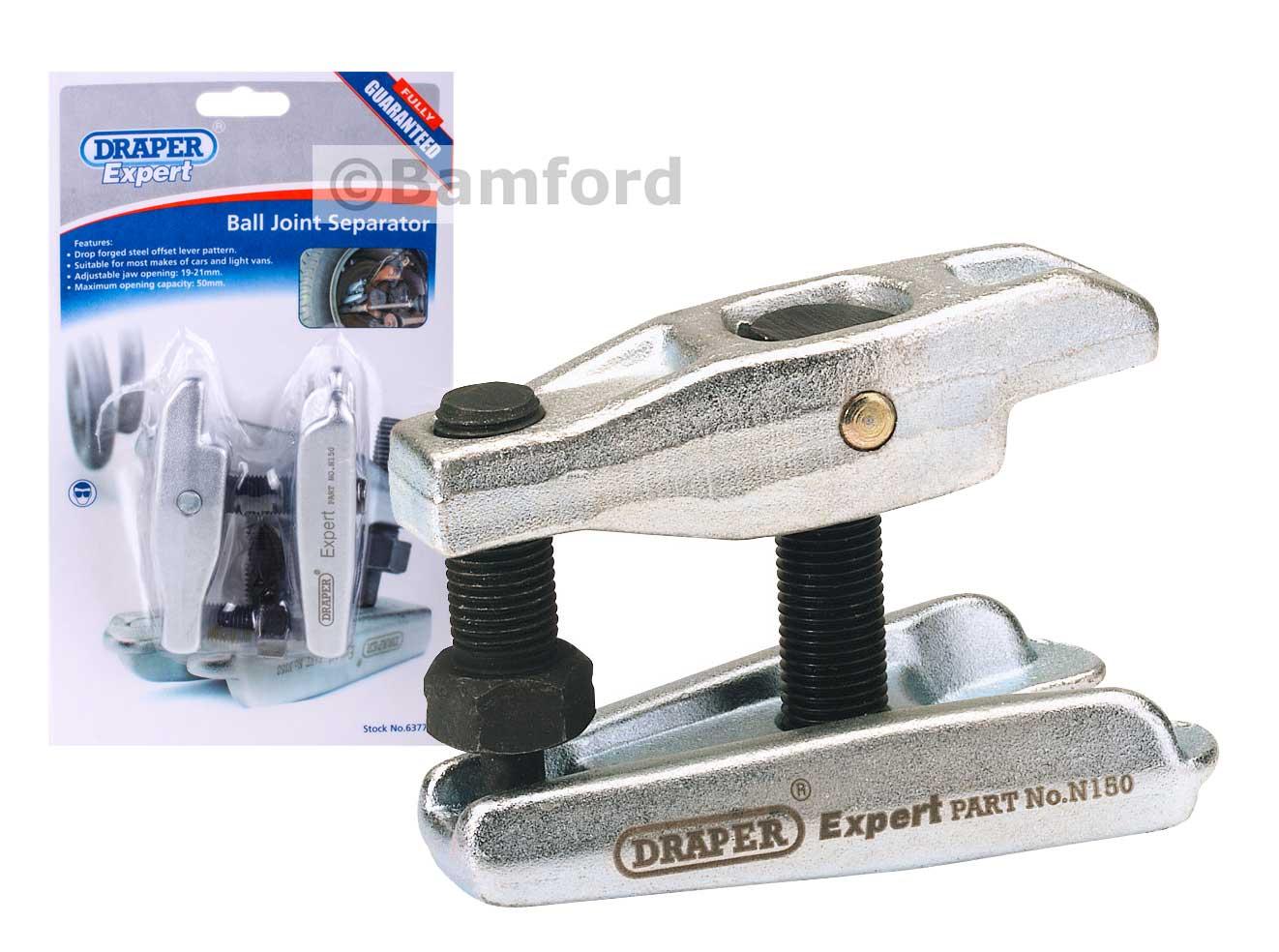 ball joint splitter. draper 63770 n150 expert ball joint separator splitter