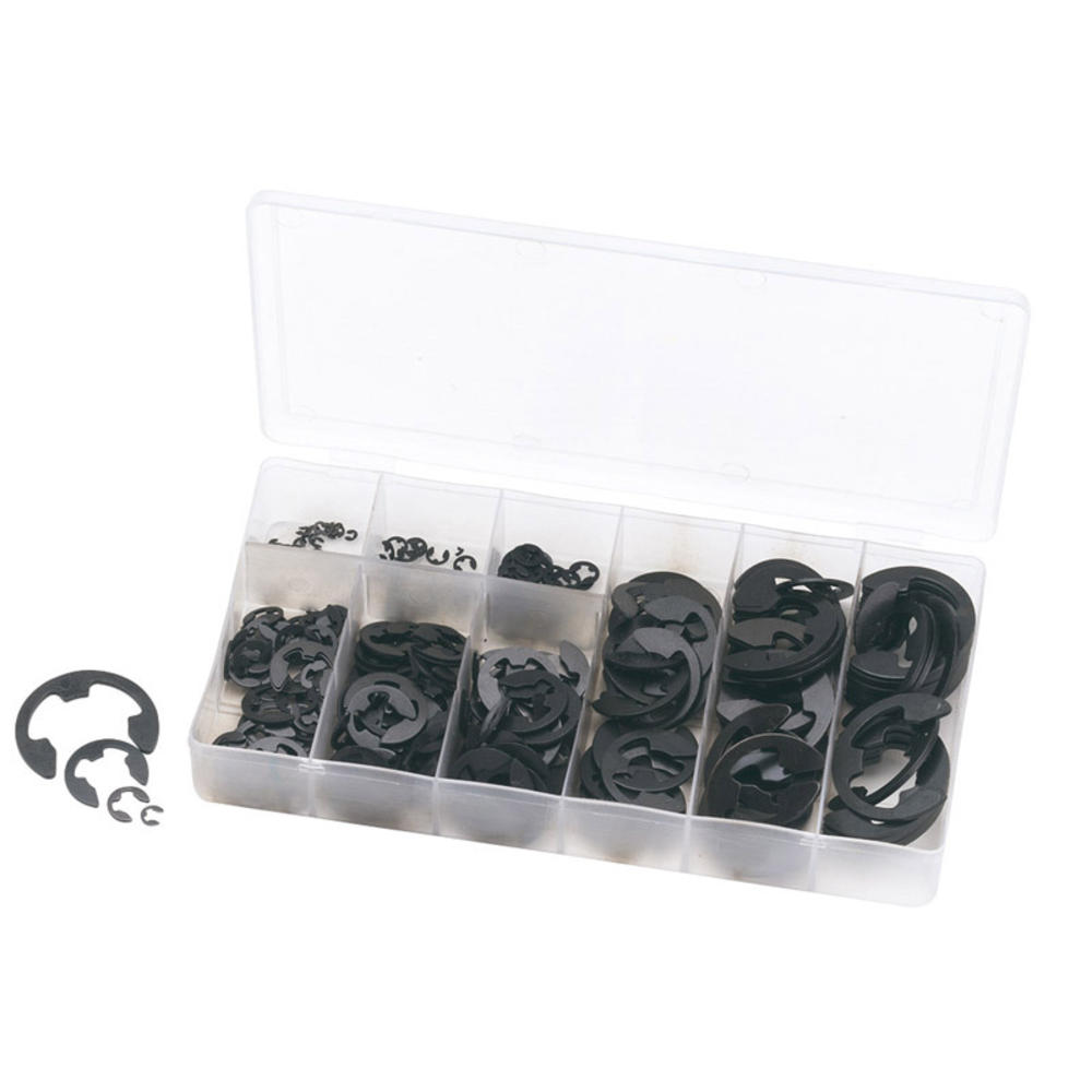 Draper 63941 E-CLIP/300 E Clip Assortment 300 Pce