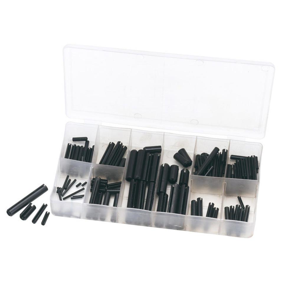 Draper 63943 ROLL/120 Roll Pin Assortment 120 Pce