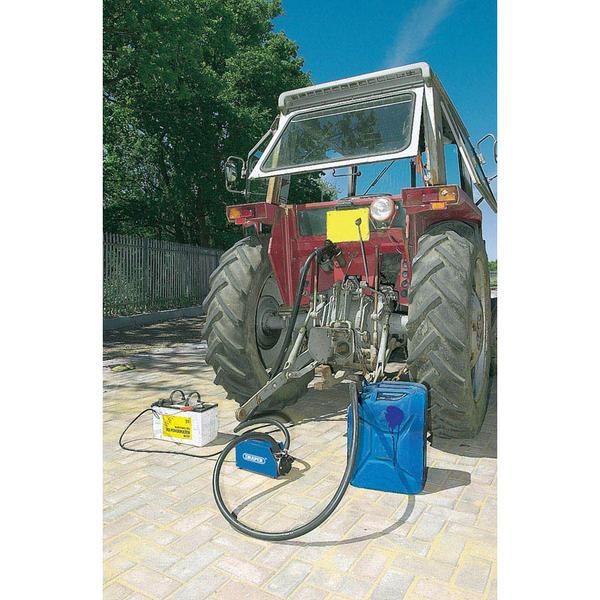 Draper 65673 FP1 12/24V Diesel Transfer Pump Thumbnail 3