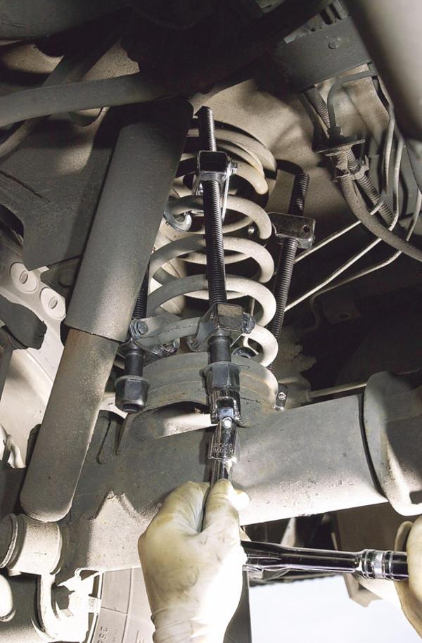 Draper 68614 N151 Coil Spring Compressor Set (3 Piece) Thumbnail 2