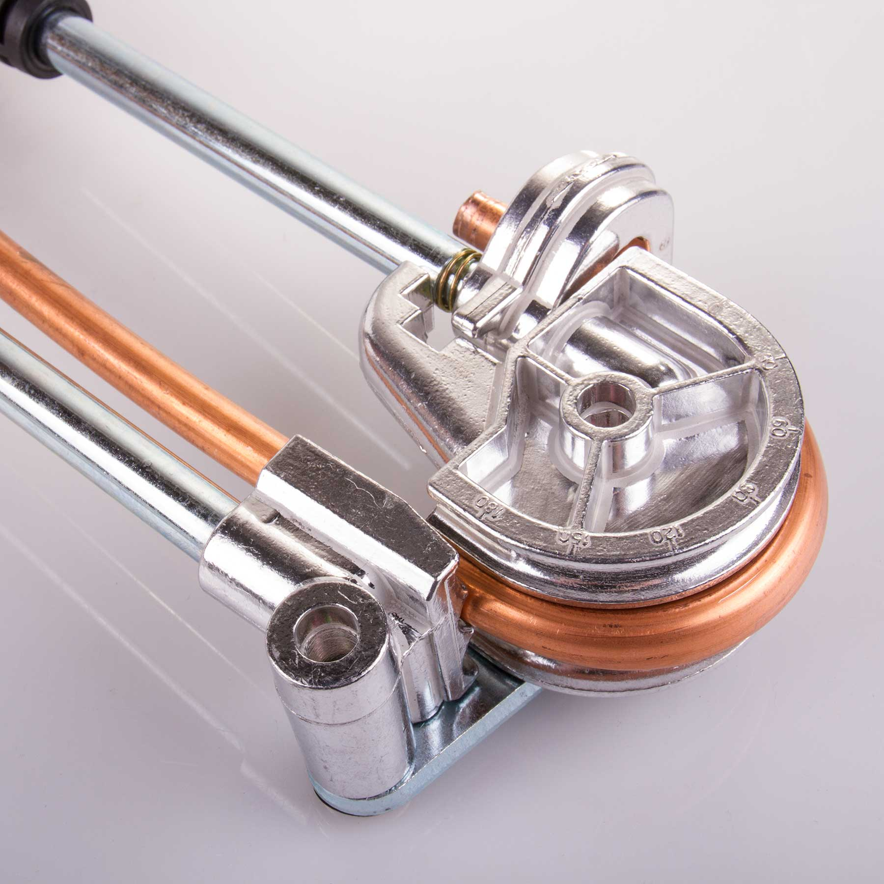 Draper Micro Tube Bender Bending Brake Pipe Tool for 8mm 10mm 12mm Tubing 72376