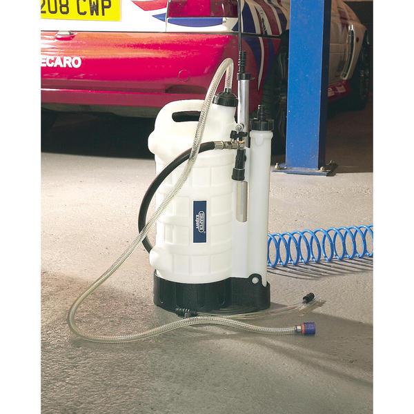 Draper 73291 OE1 Expert Pneumatic Oil Extraction/Brake Bleeding Kit Thumbnail 2