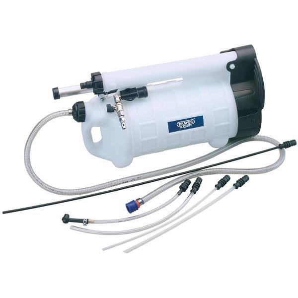Draper 73291 OE1 Expert Pneumatic Oil Extraction/Brake Bleeding Kit Thumbnail 3