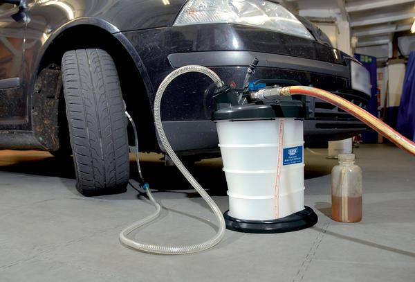Draper 77056 BFE1 Expert Pneumatic Brake Fluid Extractor Thumbnail 2