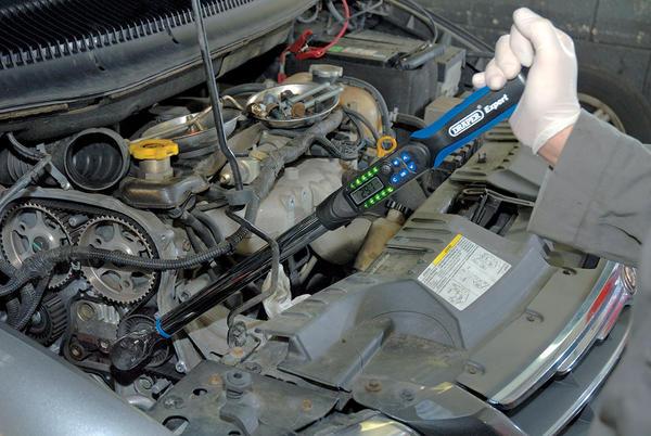 "Draper 77990 ETW68-340 1/2""68-340Nm Electronic Torque Wrench Thumbnail 2"