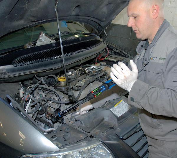 "Draper 77990 ETW68-340 1/2""68-340Nm Electronic Torque Wrench Thumbnail 3"