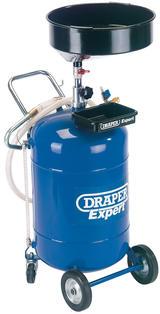 Draper 78404 OD65 Expert 65L Gravity Feed Oil Drainer