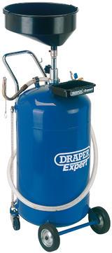 Draper 78405 OD90 Expert 90L Gravity Feed Oil Drainer