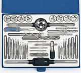 Draper 79203 37M 37 Piece Tap and Die Set