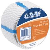 Draper 88198 PRA 20M x 12mm 3 Core Terylene Rope