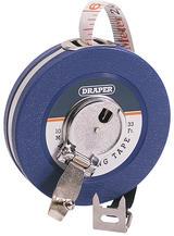 Draper 88213 STFG 10M/33Ft Fibreglass Measuring Tape