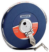 Draper 88215 STFG 20M/66Ft Fibreglass Measuring Tape