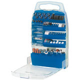 Draper 88626 APT104 200 Piece Accessory Kit for Multi-Tools