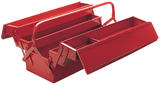 Draper 88903 TB430 Expert 430mm Four Tray Cantilever Tool Box