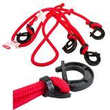 Draper 89201 BCADJ100 Adjustable Length Elastic Straps (2 Pack)