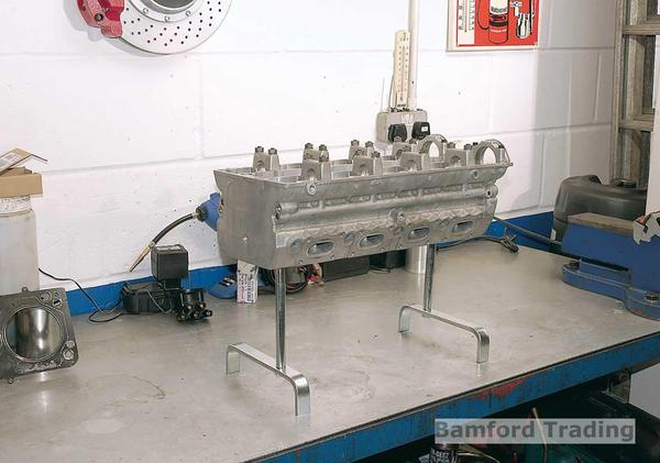 Draper 89767 CHS2 Expert 2 Piece Cylinder Head Stand Kit Thumbnail 2