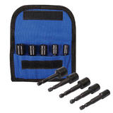 Silverline 151209 Damaged Bolt Remover Set 5pce