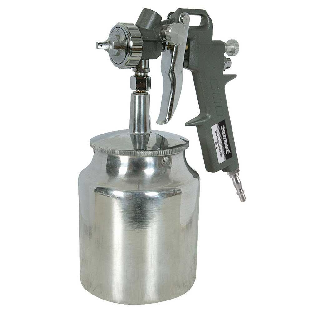 Silverline 196536 Spray Gun Suction Feed