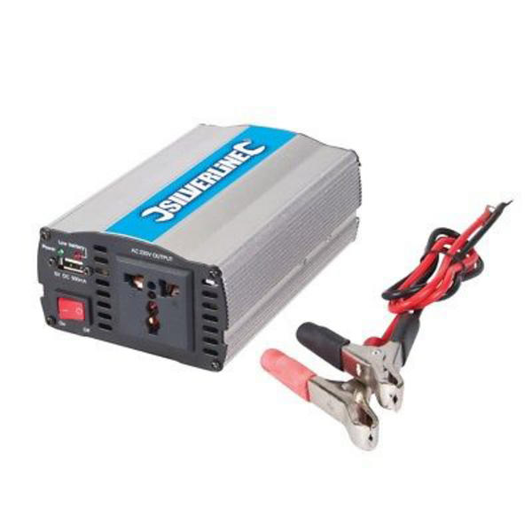 Silverline 204757 Inverter 300W Thumbnail 1