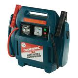 Silverline 234578 Jump Starter & Air Compressor