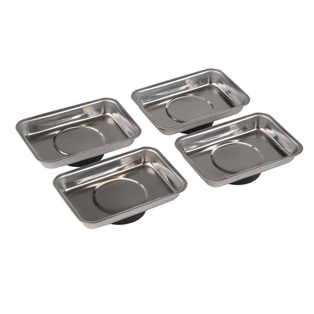 Silverline 250007 Magnetic Tray Set 4pce