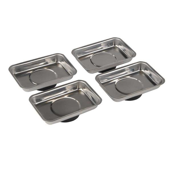 Silverline 250007 Magnetic Tray Set 4pce Thumbnail 1