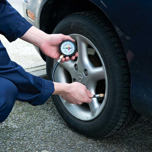 Silverline 282411 Tyre Dial Gauge Thumbnail 2
