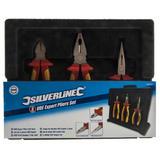 Silverline 282501 VDE Pliers Set 3 Piece