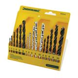 Silverline 282563 Combi Drill Bit Set (16 Piece)