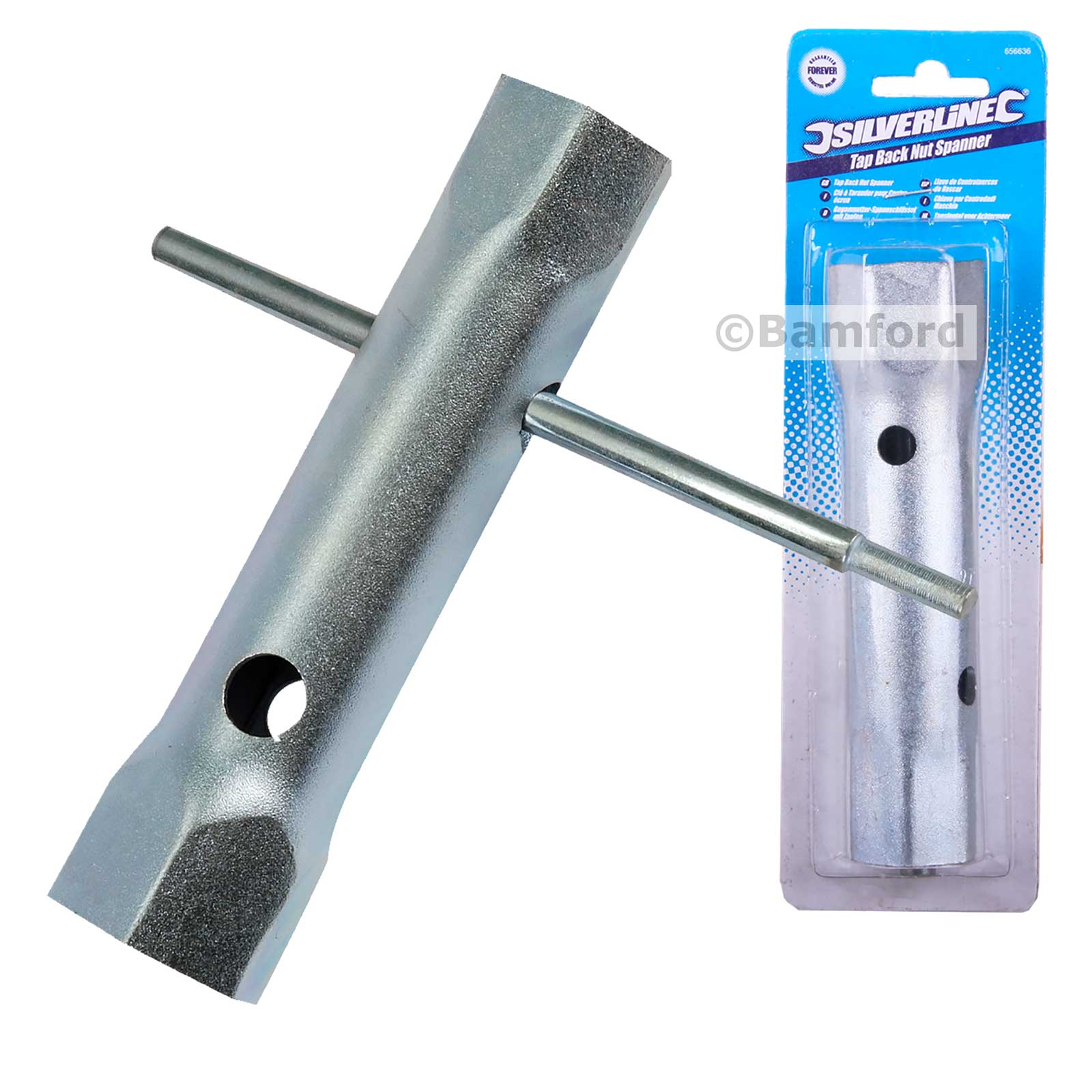 Tap Back Nut Fitting Box Spanner 27mm 32mm Bath Sink Basin