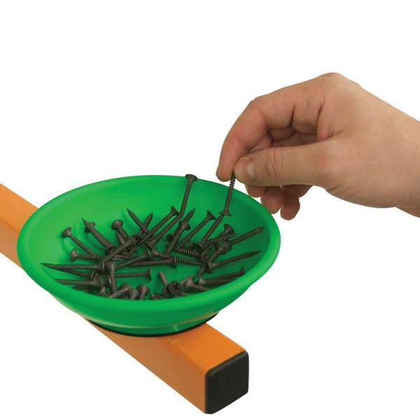Silverline 379878 Hi-Vis Magnetic Bowls 3pce Thumbnail 3