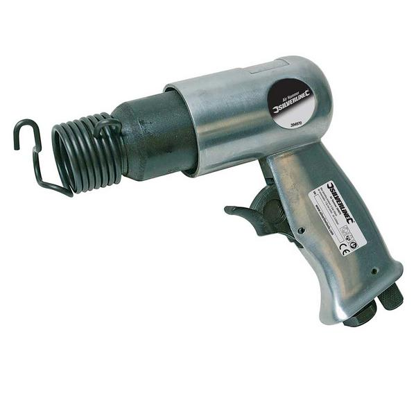 Silverline 394970 Air Hammer Set Thumbnail 2