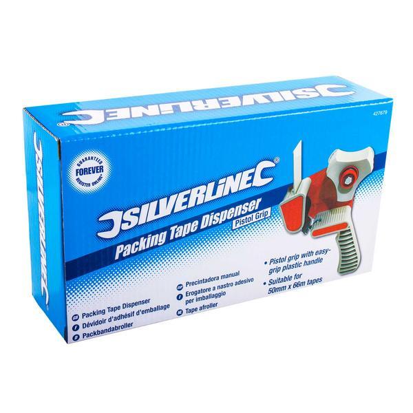 Silverline 427679 Packing Tape Dispenser Thumbnail 2