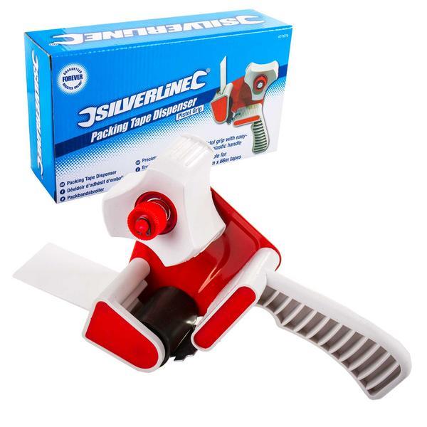 Silverline 427679 Packing Tape Dispenser Thumbnail 1