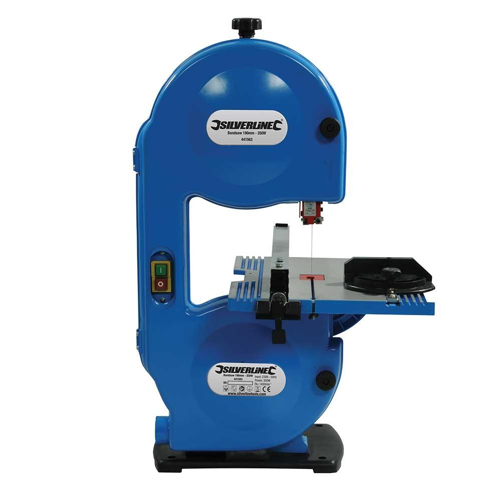 Silverline 441563 Bandsaw 350w Silverline 441563 Bandsaw 350w Bamford Trading