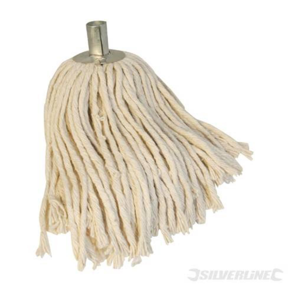 Silverline  509117 Socket Mop Head