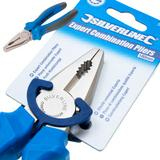 Silverline 571497 Expert Combination Pliers 180mm